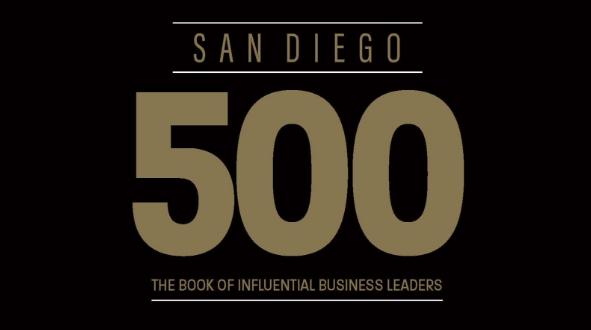 500 san diego influential business leaders