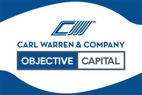 carl warren and objective capital logos