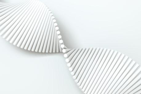 white spiral dna